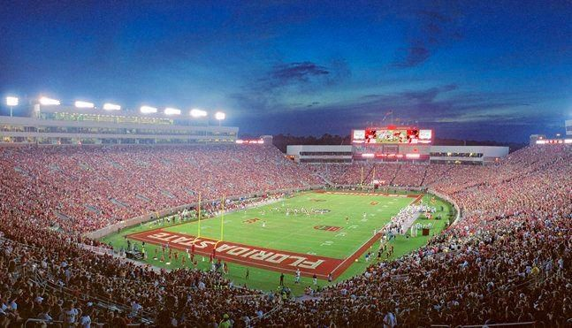 Bobby Bowden Field Doak Campbell Stadium Oh Yeah Florida State Football Florida State Seminoles Florida State University