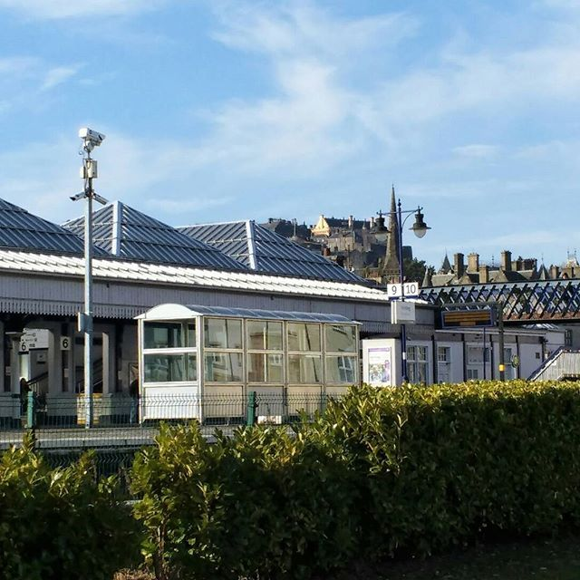 (another) fine day at @ThisIsRetail towers #stirling