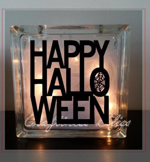 Happy Halloween prop decoration home decor Custom 8\ - halloween lighted decorations