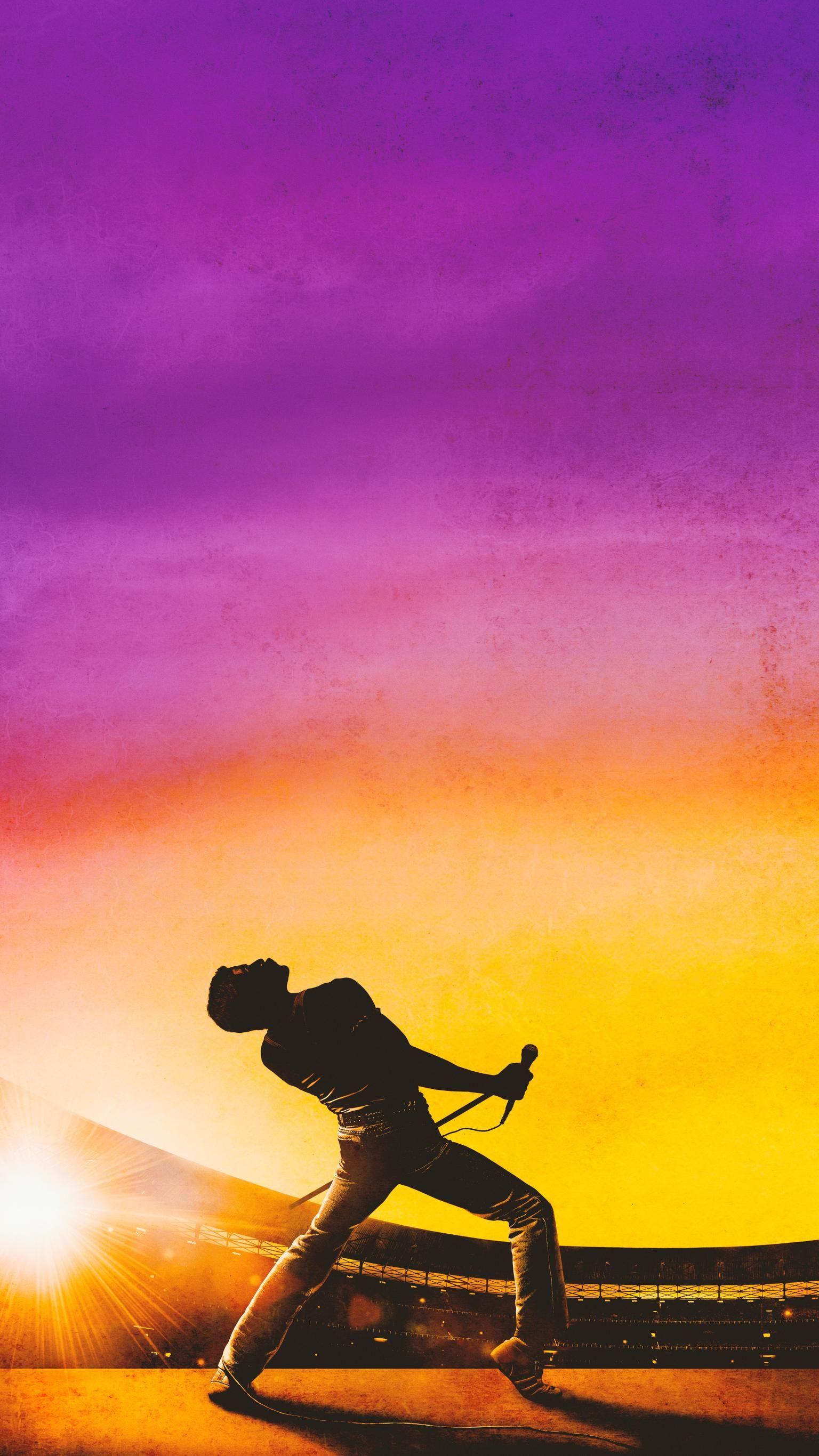 Bohemian Rhapsody 2018 Phone Wallpaper Rainha Arte Papeis De Parede Rock Imagens Aleatorias