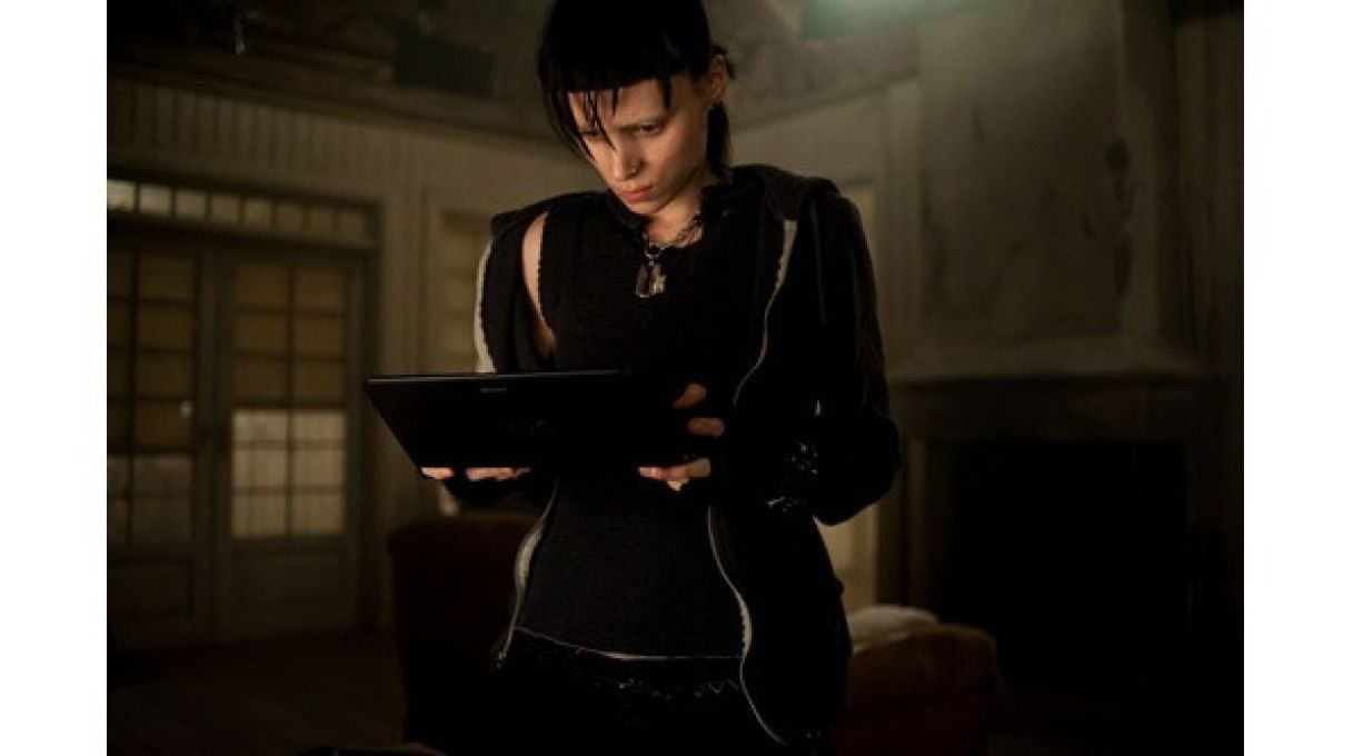 Lisbeth Salander from The Girl With the Dragon Tattoo: Lucky Magazine