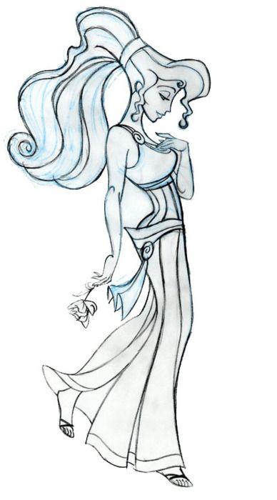 meg; hercules | Happy space | Pinterest | Princesa disney, Disney y ...