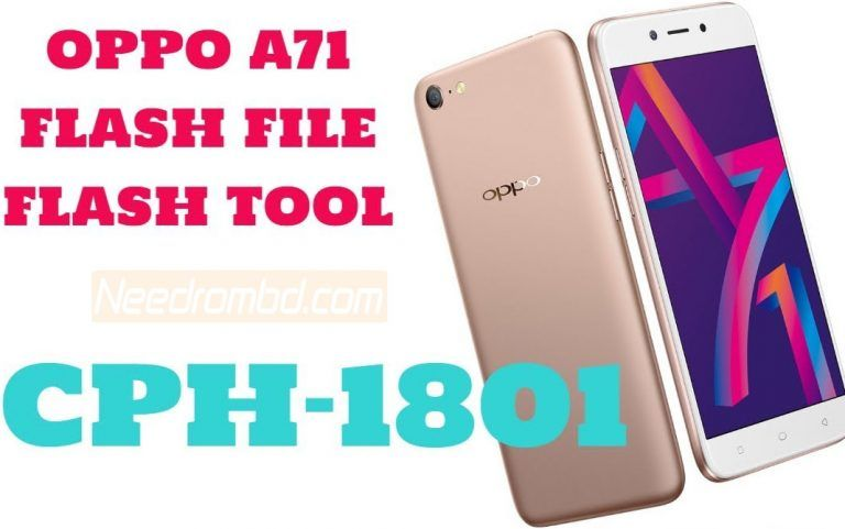 Oppo A71 CPH1801EX Rom With Download Tool | Smartphone