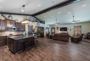 Beautiful Custom Barndominium Perfect For Aggie Sp