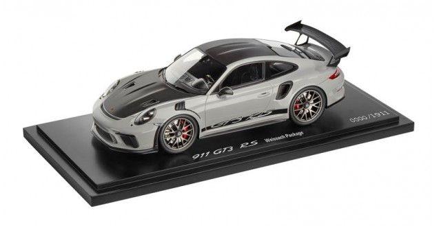 Porsche 911 Turbo in silber metallic Limitiert auf 500 Stück  Minichamps 1:43