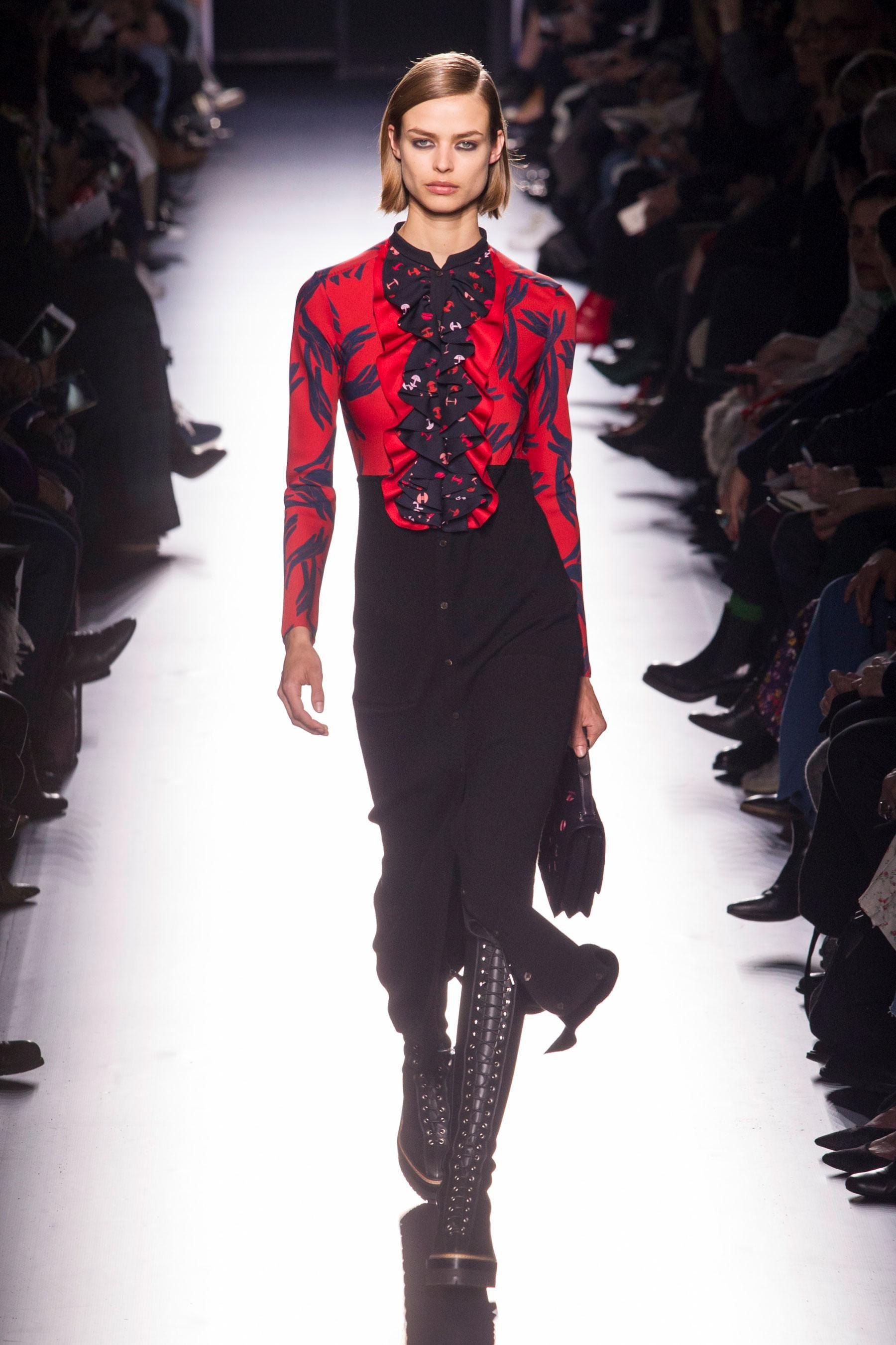 Défilé Hermès Automne-hiver 2017-2018 Prêt-à-porter - Madame...