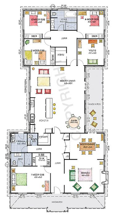 The Camden Floor Plan Download A Pdf Here Paal Kit Homes Offer Easy To Build Steel Frame Kit Homes For The Owner Bu Kit Homes Dream House Plans Floor Plans