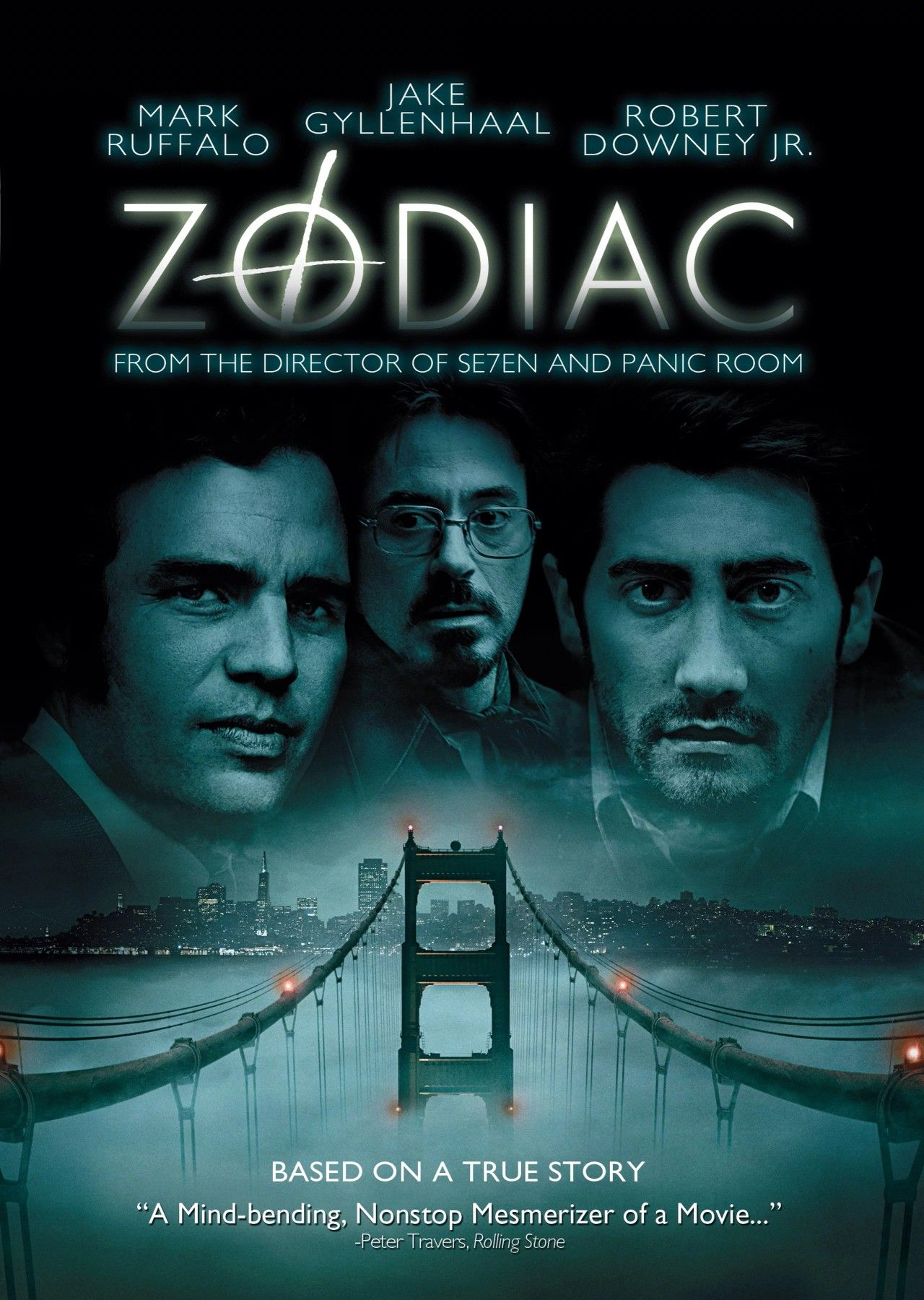 Zodiac Thriller Movies Zodiac Film True Stories