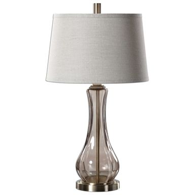 Uttermost Cynthiana Glass Table Lamp