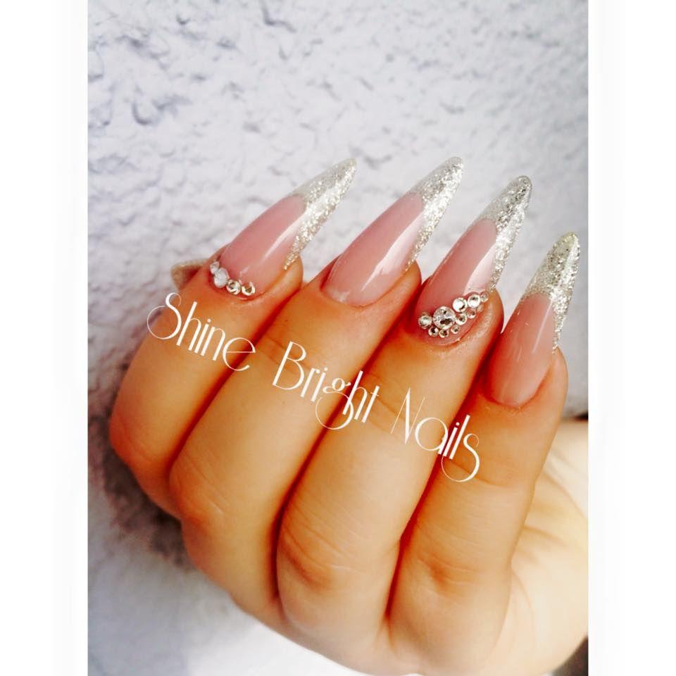 Crystalnails #Nägel #nagelstudio #nailart #Muster #GelNägel ...