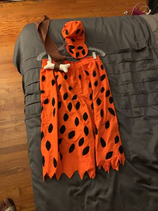 Bam Bam & Pebbles custom made costumes for Sale in Newington, CT #pebblesandbambamcostumes