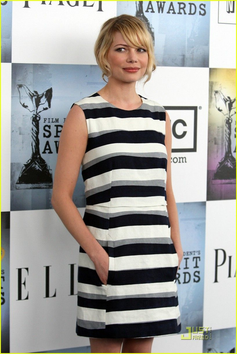 Michelle Williams - 2009 Spirit Awards | michelle williams 2009 film independents spirit awards 04 - Photo