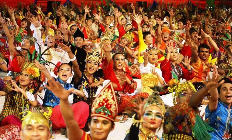 2 The People Of Malaysia Malaysia Malaysia Tourism Festival