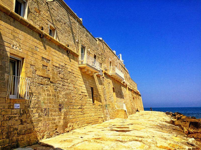 balconi sul mare