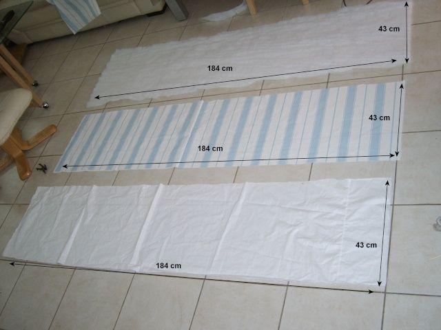 comment coudre un tour de lit pour bebe couture d co enfants pinterest lit pour b b tour. Black Bedroom Furniture Sets. Home Design Ideas