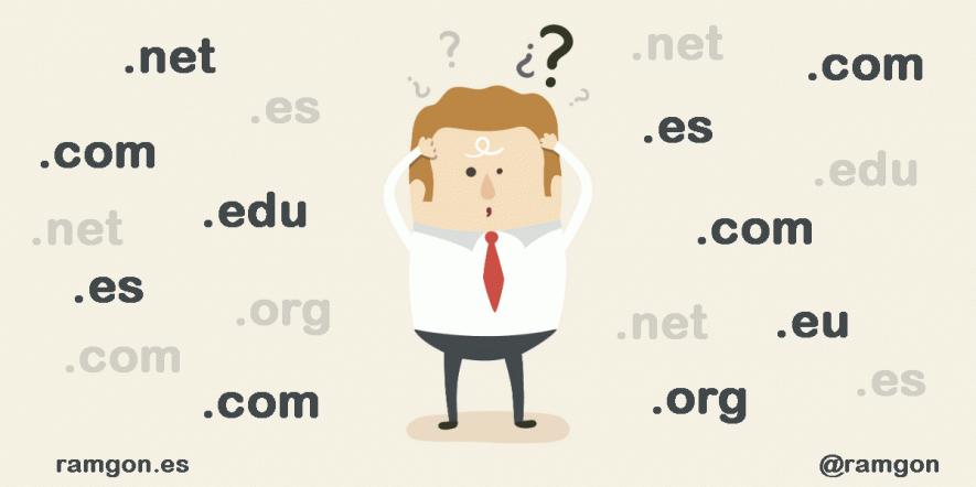 ¿Cómo elegir un dominio para nuestro WordPress?