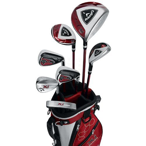 Have a look at this Callaway XJ Junior Set (Right Hand, Boy's)