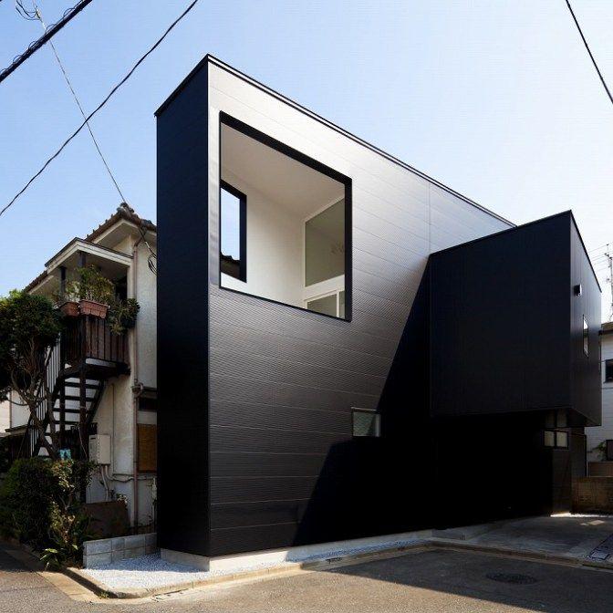 住宅 – ページ 2 – アトリエ・天工人(テクト) 東京都渋谷区の建築設計事務所