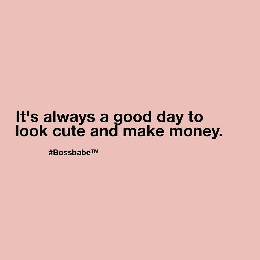 Join us in the Academy! bossbabe.co #BOSSBABE  Babe quotes, Boss