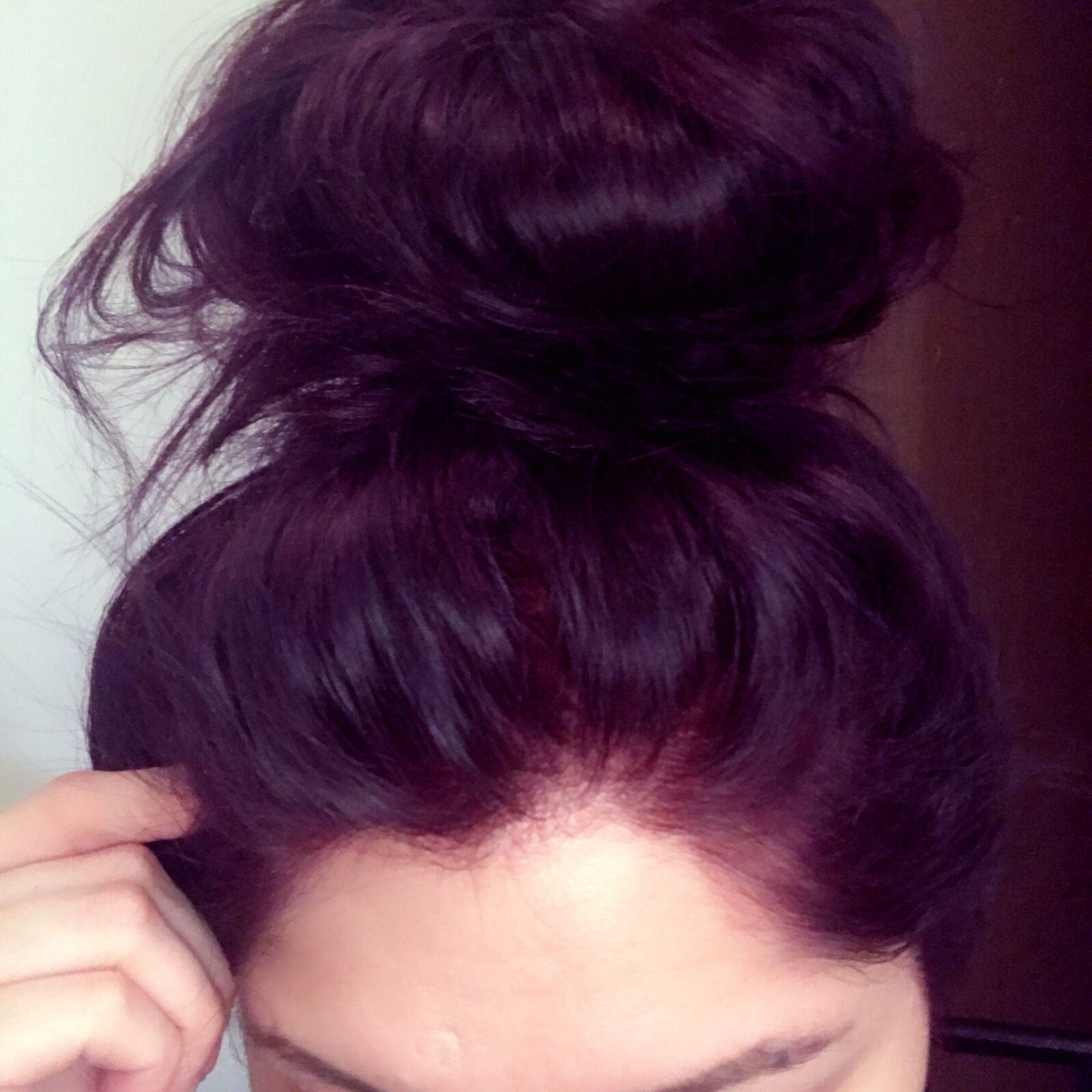 Purple Plum Burgundy Hair Fallhair2018 Plum Burgundy Hair Burgundy Hair Hair Color Plum