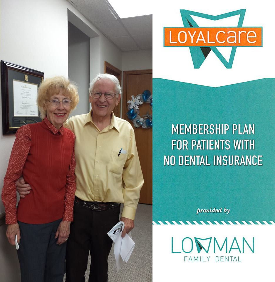 NO INSURANCE? NO PROBLEM! Neal & Mary are enjoying the