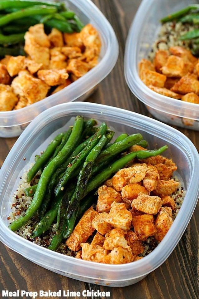 20 Healthy Meal Prep Recipes images