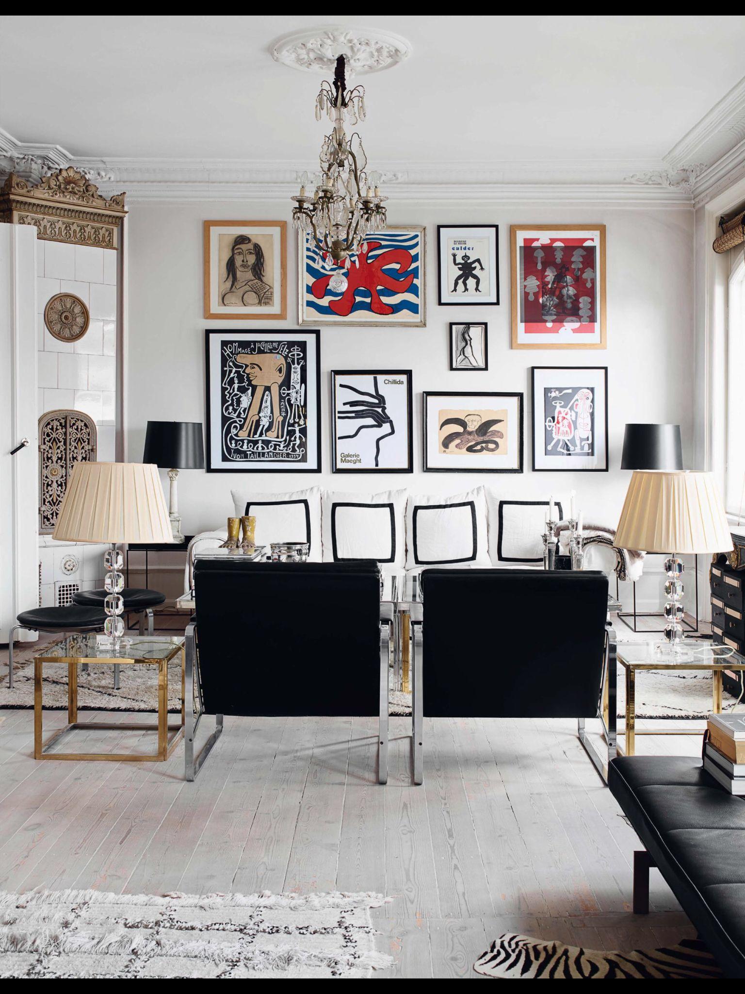 Pin von Cathy Ringger auf Gallery walls | Pinterest