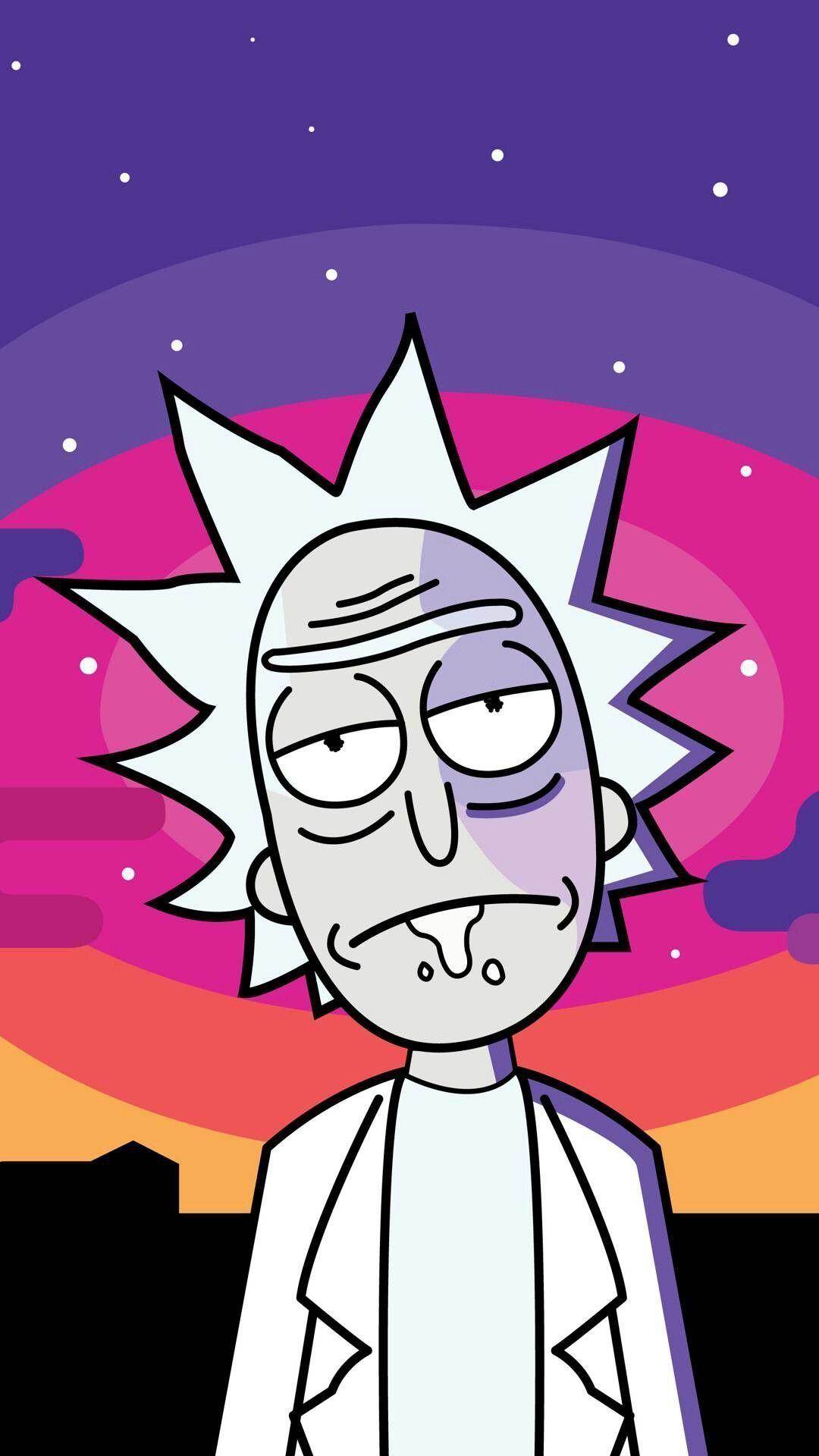 Join Rick And Morty On Thefandome Com And Get Free Access To Advanced Geek Blogging Thefandom Cartoon Wallpaper Graffiti Zeichnung Psychedelische Zeichnungen