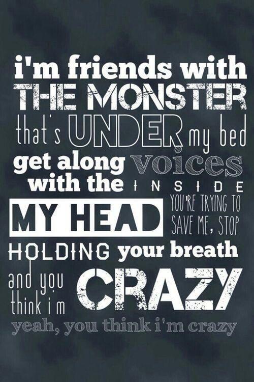 Rihanna ft. Eminem - The Monster <3