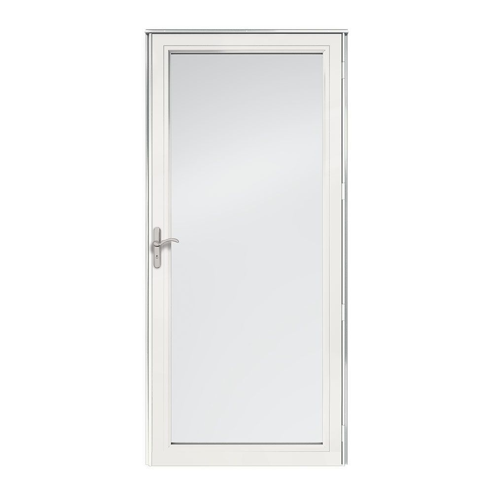 Andersen 4000 Series Full View Aluminum Storm Door Aluminum Storm Doors Storm Door Custom Door