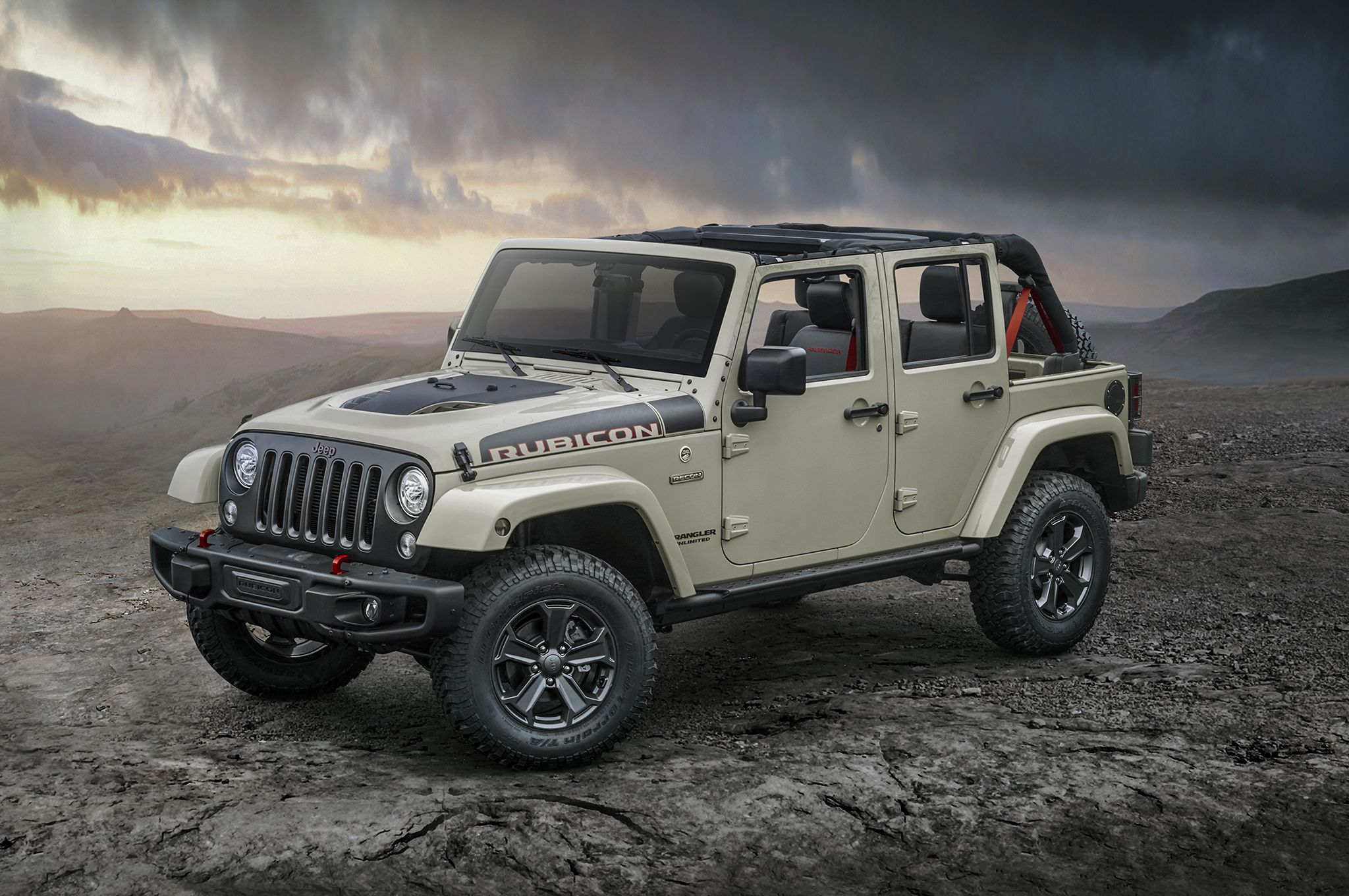 2017 Jeep Wrangler Rubicon Recon Is The Most Off Road Ready Jk
