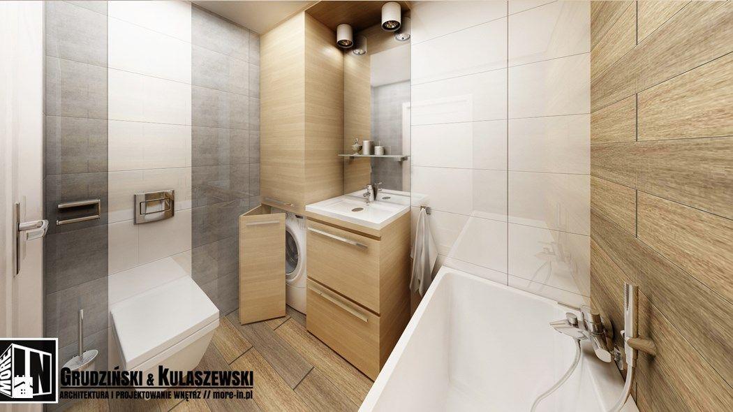 Jak Ukryć Pralkę W łazience Homebookpl łazienka