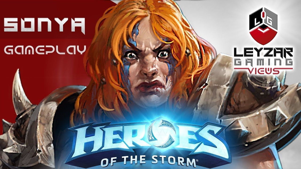 Heroes Of The Storm Gameplay Sonya Double Whammy Hots Sonya Gamepla Heroes Of The Storm Storm Hero We've examined more than than 125,000,000 games!. pinterest