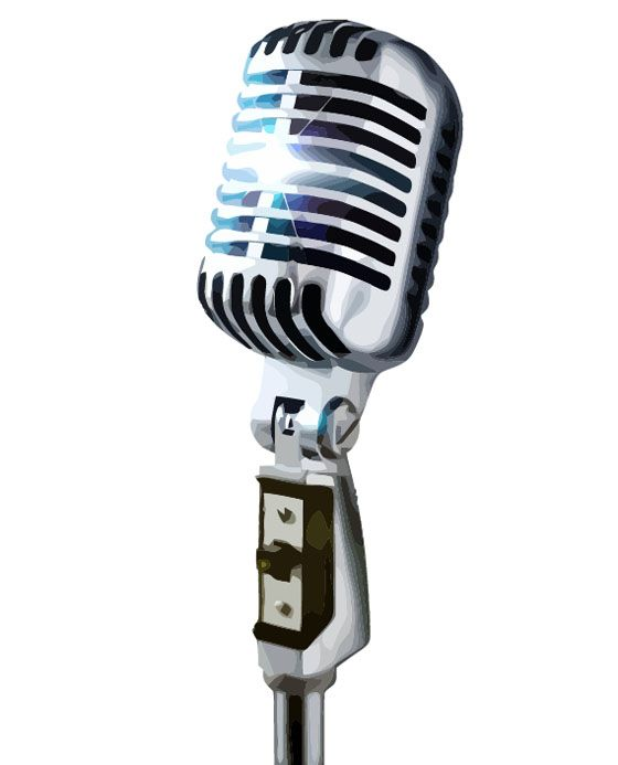 Microphone - Free Vector Site | Download Free Vector Art ...