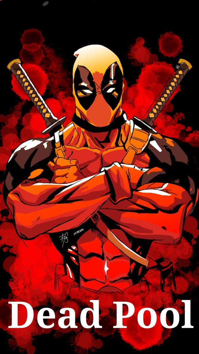#Deadpool #Fan #Art. (Deadpool) By: EduardoFurtado.  (THE * 5 * STÅR * ÅWARD * OF: * AW YEAH, IT'S MAJOR ÅWESOMENESS!!!™) [THANK U 4 PINNING!!!<·><]<©>ÅÅÅ+(OB4E)