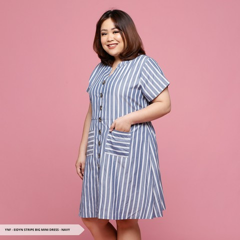 olshop baju korea big size Y&F Koleksi fashion korea ukuran