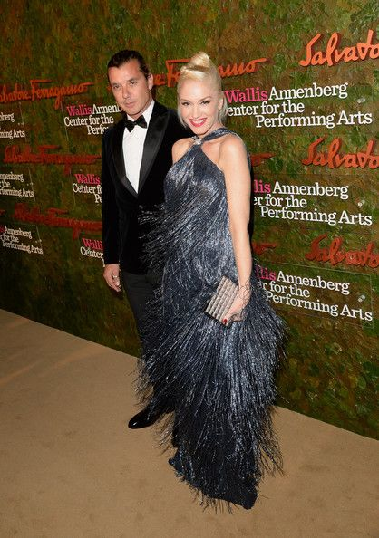 Gwen Stefani in Flapper Fringe