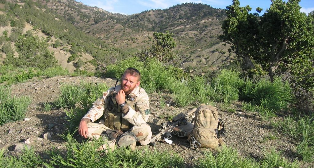 Navy SEAL Matt Axelson~~Died with operation Redwing Navy SEALs