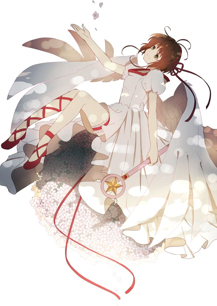 Cardcaptor Sakura | CLAMP | Madhouse / Kinomoto Sakura / (1) 「さくらの季節」/「フミオ」のイラスト [pixiv]