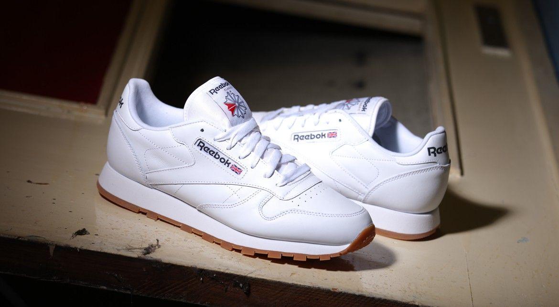 Reebok Classic Weather (WhiteGum) Sneaker Freaker