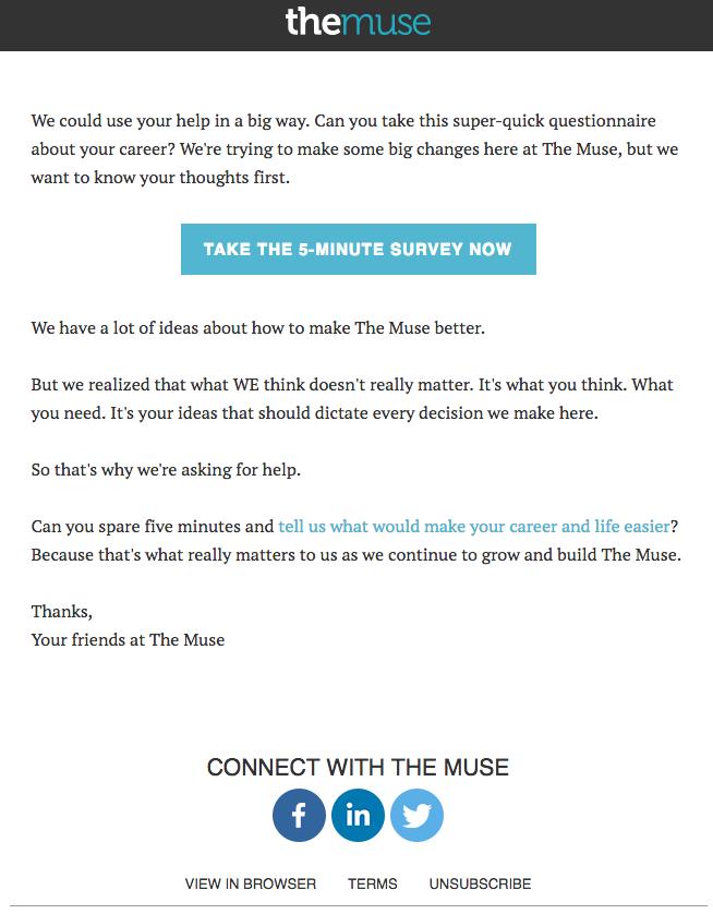 4 Ways To Send Better Survey Invitation Emails Email Design