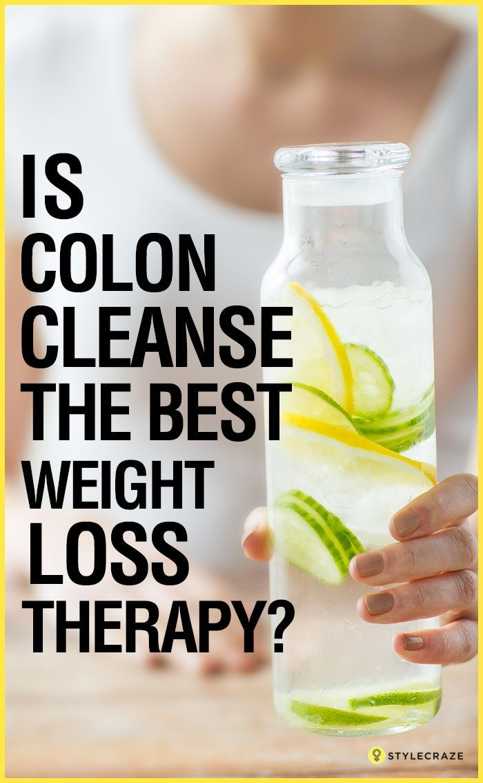 Is Colon Cleanse The Best Weight Loss Therapy
