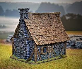 Realms of Miniatures: Tabletop World - Cottage