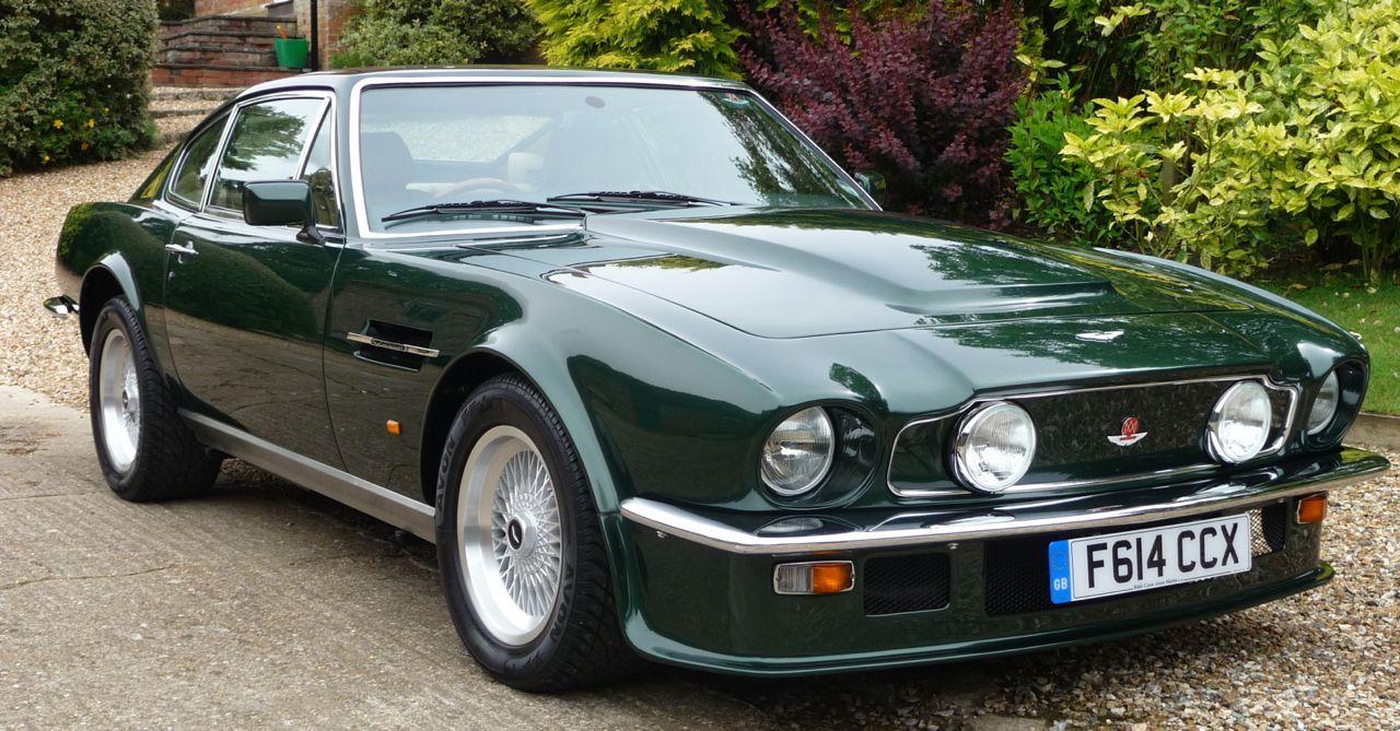 1989 Aston Martin V8 Vantage X Pack Aston Martin Aston Martin Lagonda Klassische Autos