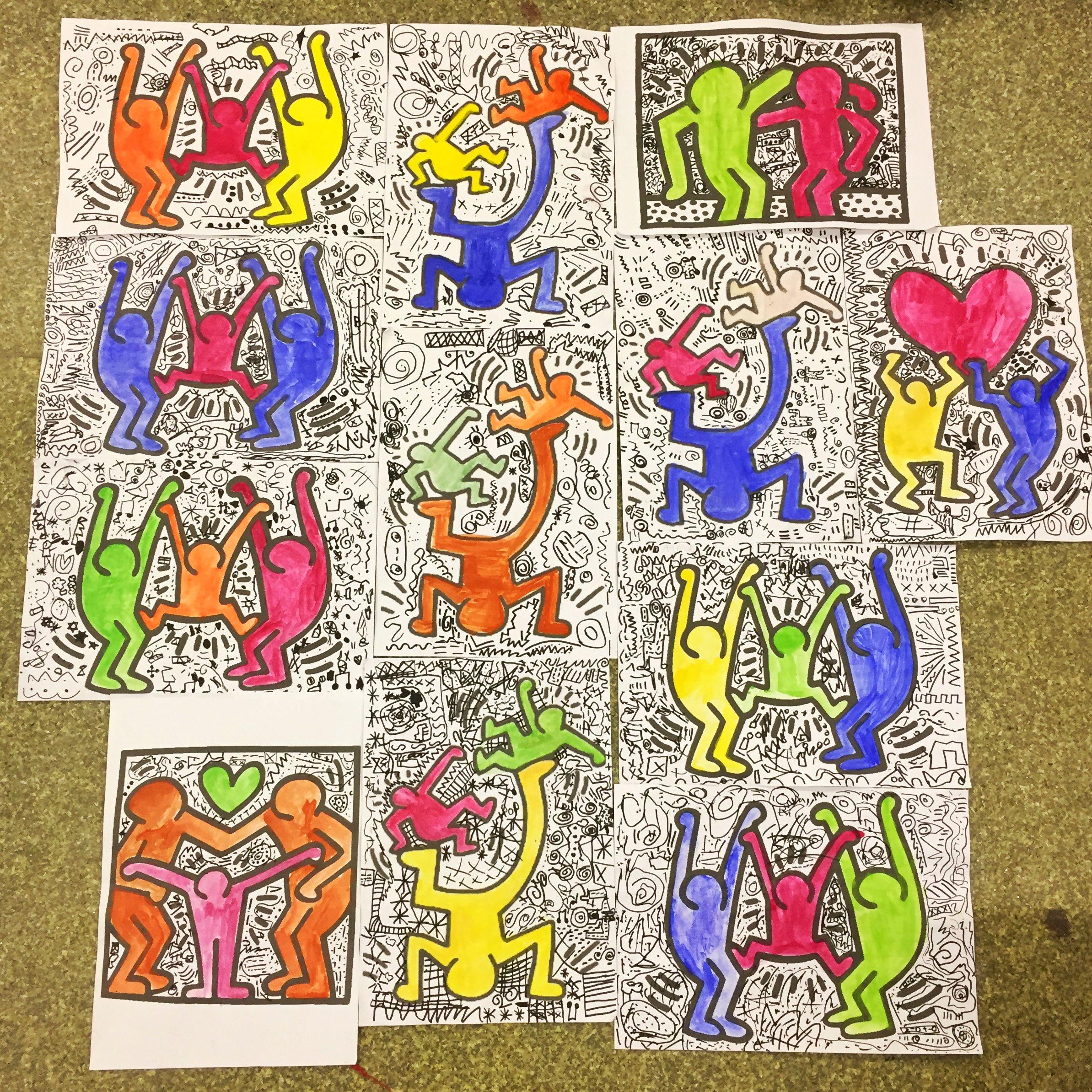 Keith Haring Year 3