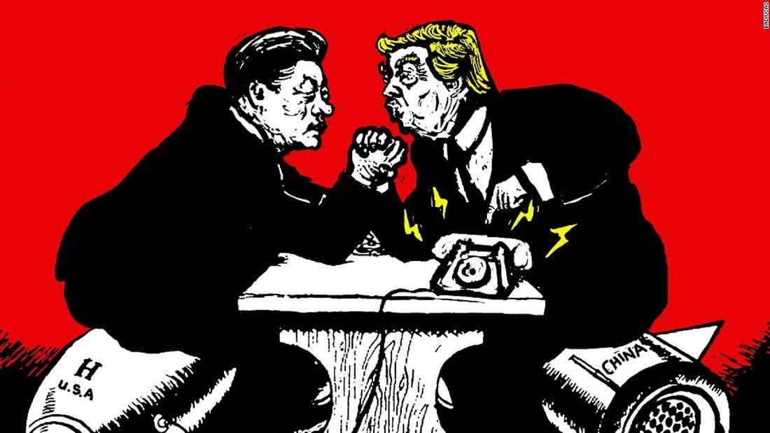 A Chinese political cartoonist reinvents himself - CNN.com