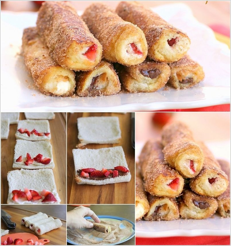 These French Toast Rolls will be Such a Yummy Breakfast | Stylish Board