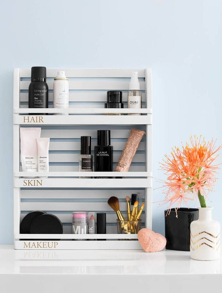Diy Makeup Organizer Using Target Spice Rack Domino Target Home Decor Makeup Organization Diy Home Diy