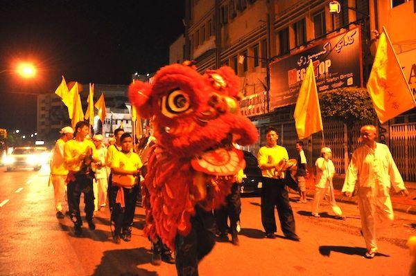 Nine Emperor Gods Festival in Kota Bharu Malaysia - http://outoftownblog.com/nine-emperor-gods-festival-in-kota-bahru-malaysia/