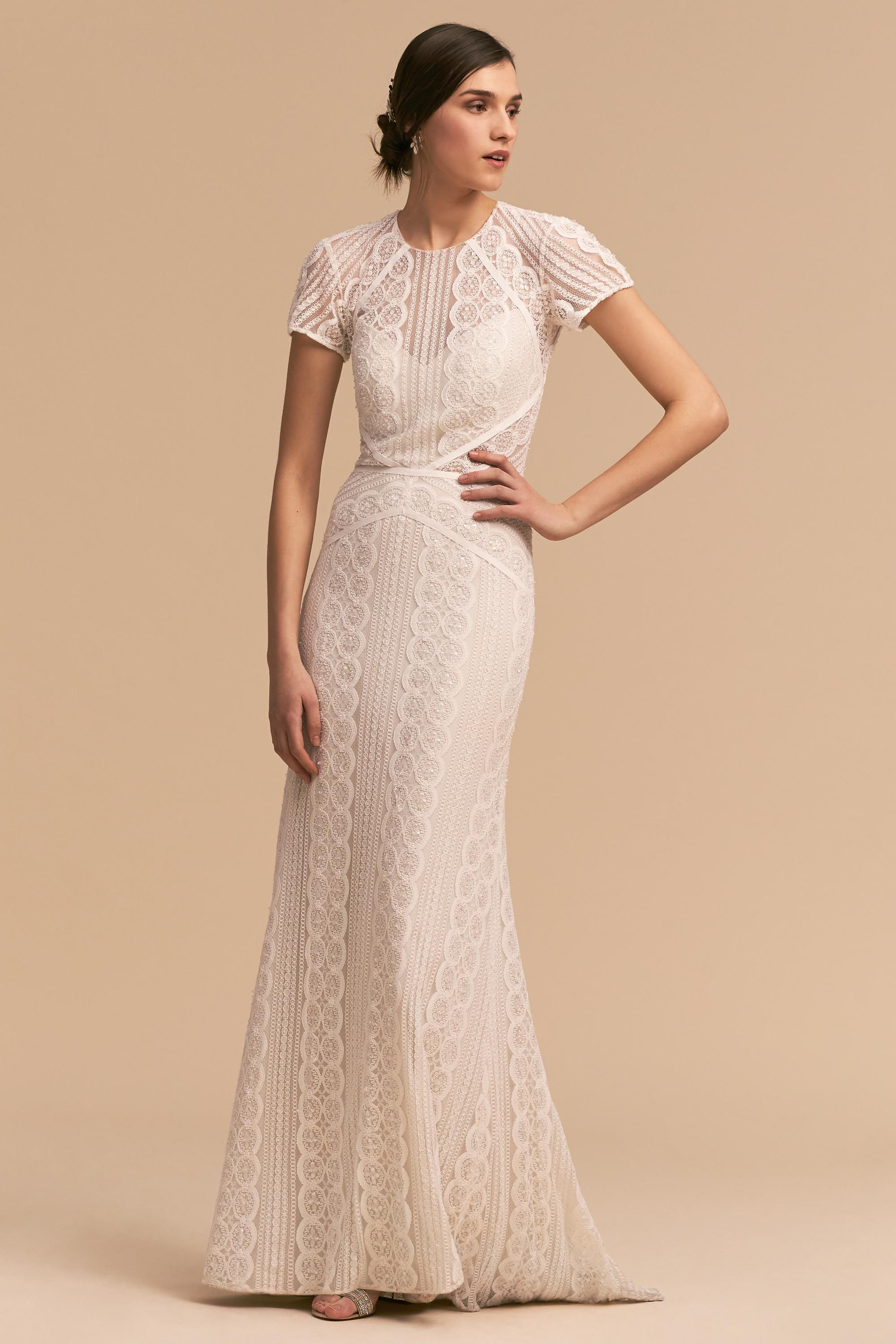Monica gown from bhldn weddinggowns wedding gowns pinterest